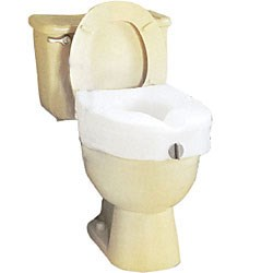 Peachy E Z Lock Raised Toilet Seat Without Padded Armrest Bralicious Painted Fabric Chair Ideas Braliciousco
