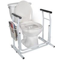 Drive Medical Freestanding Toilet Safety Rail