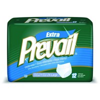 Prevail Underwear- 2XL Waist 68-80in. - 48-cs