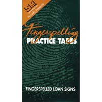 Fingerspelling Practice Tapes - Tape 4
