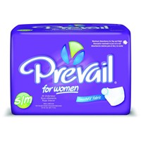 Prevail Womens Underwear- Sm-Med 34-46in. 80-cs