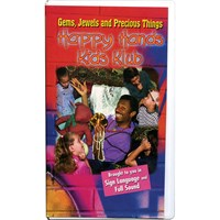 Happy Hands Kids Klub - Gems, Jewels and Precious Things -VHS