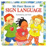 My First Book of Sign Language