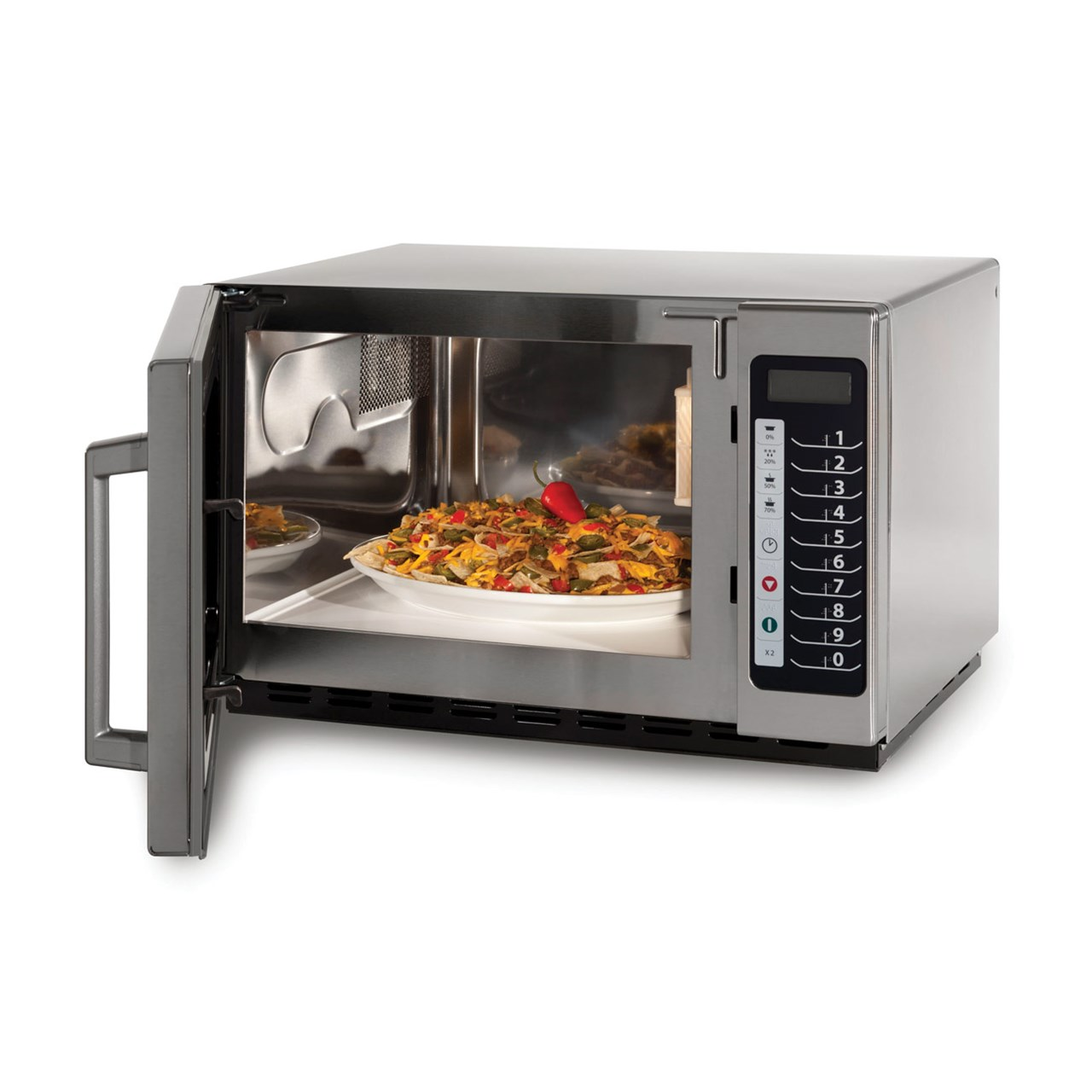 Roasting Microwave Oven: Amana Commercial Microwave Oven- Braille