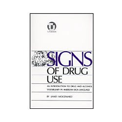 Signs of Drug Use -Book
