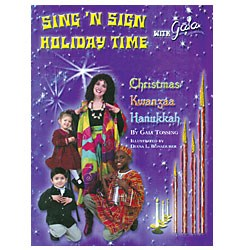 Sing n Sign Holiday Time - Training -VHS
