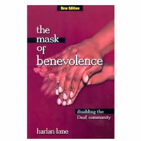 The Mask of Benevolence Book