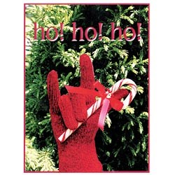 Holiday Cards - Ho Ho Ho -10-pack