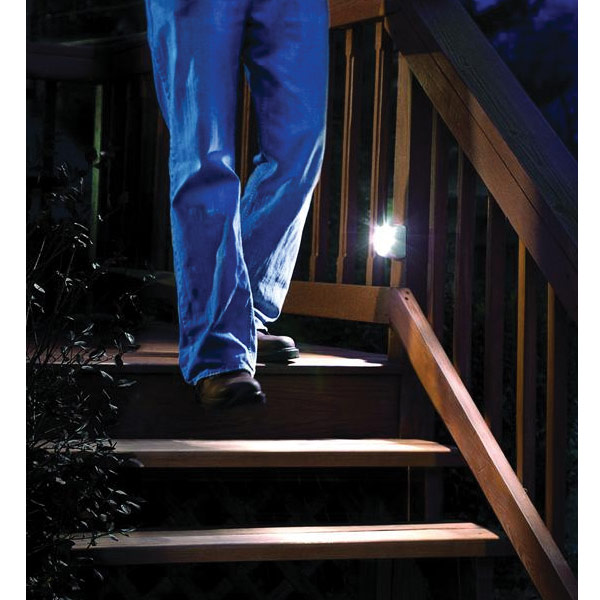 ... Wireless Motion Sensing Indoor Outdoor Step Light ...