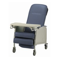 3-Position Recliner Geri Chair- Blue Ridge