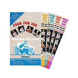 Four For You - Complete Set of 5 Volumes