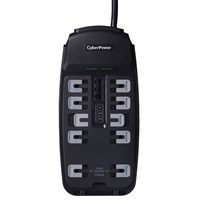 CyberPower 10-Outlet Surge Protector