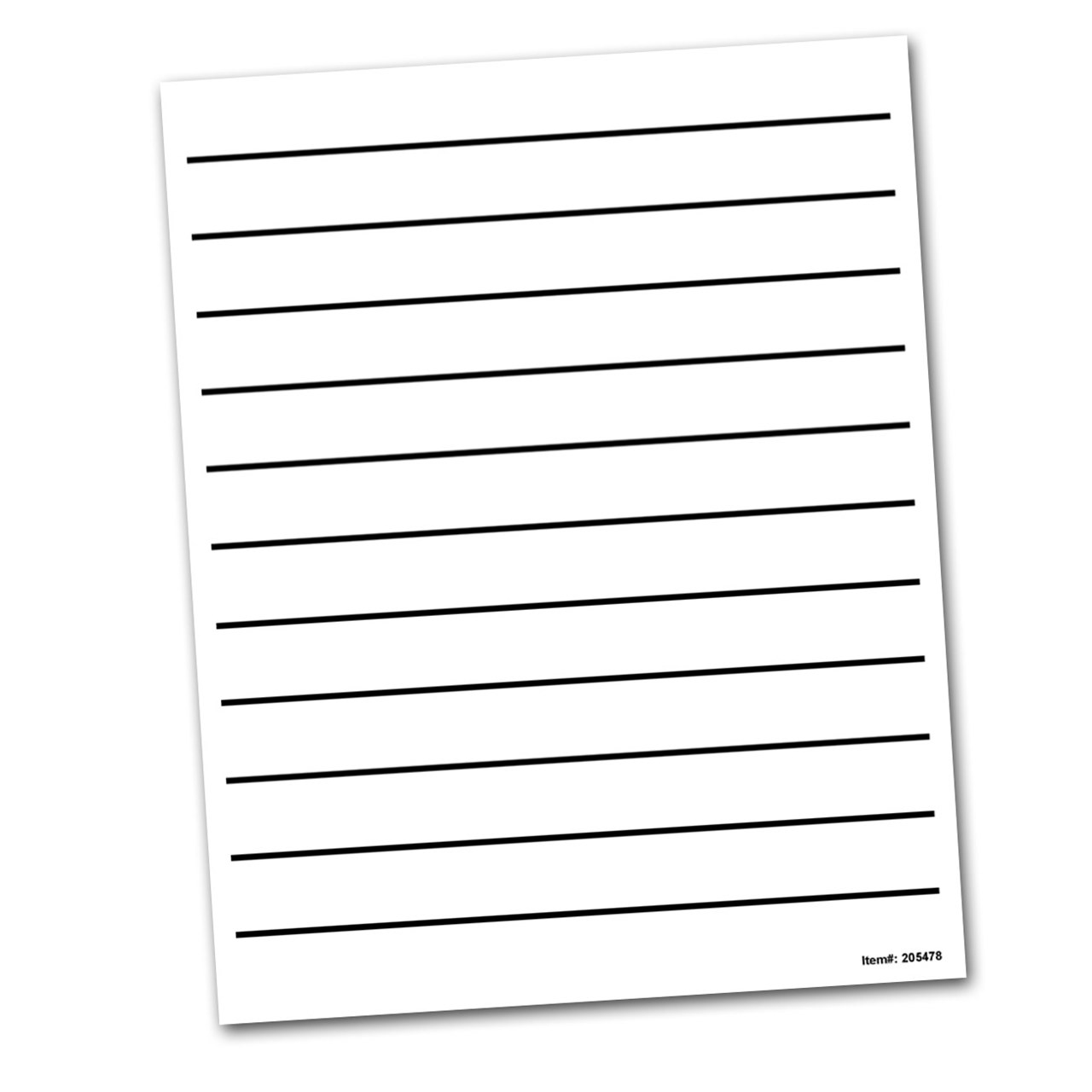 bold line writing paper large in spaces bold line writing paper large 0 875 in spaces