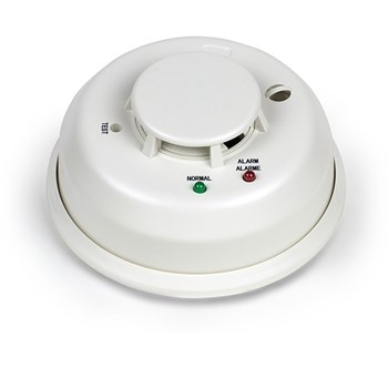 Medallion Series Smoke Detector with Transmitter
