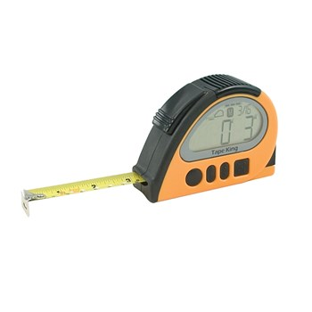Tape King Talking Tape Measure with Spirit Level