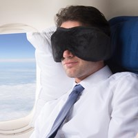 Total Sleep Mask System - Black