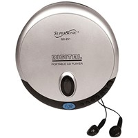 Super Slim Personal CD Player