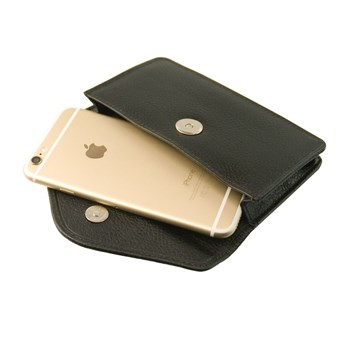 iPhone 7-6S-6 Leather Case with Belt Clip