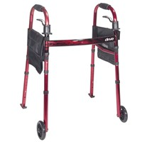 Drive Deluxe Folding Travel Walker