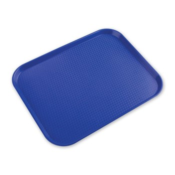 Cafeteria Tray- Blue- 11-in x 14-in