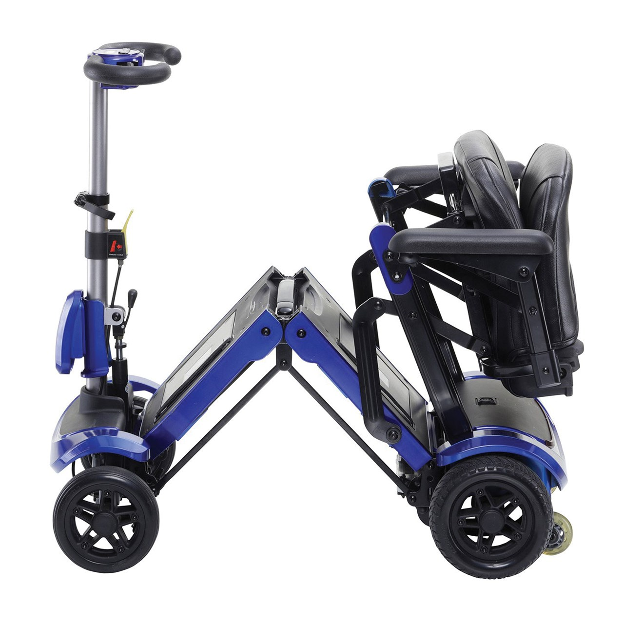 Maxiaids Zoome Flex Folding Airline Friendly Travel Scooter