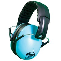 Ems 4 Kids Folding Hearing Protection Earmuffs - Blue