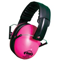 Ems 4 Kids Folding Hearing Protection Earmuffs - Pink