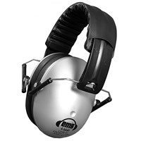 Ems 4 Kids Folding Hearing Protection Earmuffs - Silver