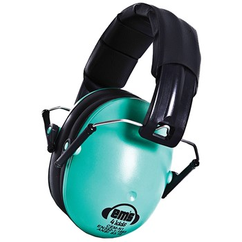 Ems 4 Kids Folding Hearing Protection Earmuffs - Mint