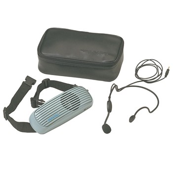 ChatterVOX Pro Voice Amplifier with HM100 Headset Mic