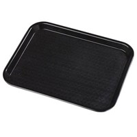 Cafeteria Tray - Black - 14-in x 18-in