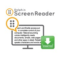 Dolphin Screen Reader - Download Version