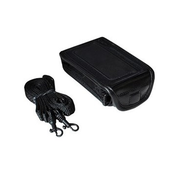 Deluxe Leather Carrying Case for Victor Reader Stream - New Generation