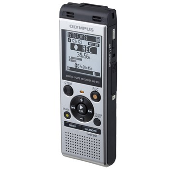 Olympus WS-852 Stereo Digital Voice MP3 Recorder - 4GB