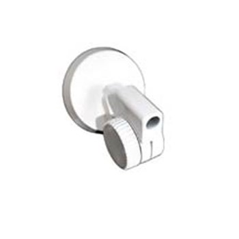 Dazor LED Sloped Surface Clamp - White
