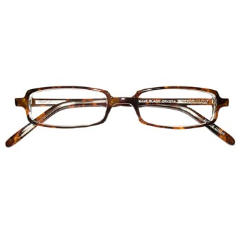 Prismatic Spectacles 5D with 7 Base in Prism 44mm Frame Tortoise