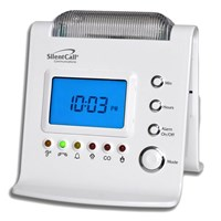 Legacy Series Sidekick II 318 MHz Receiver with Strobe Light - White