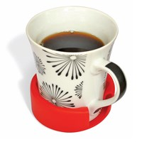 Tenura Cup Holder - Red