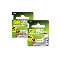 GP 12V Alkaline Batteries - Size 23A - 2-Pack