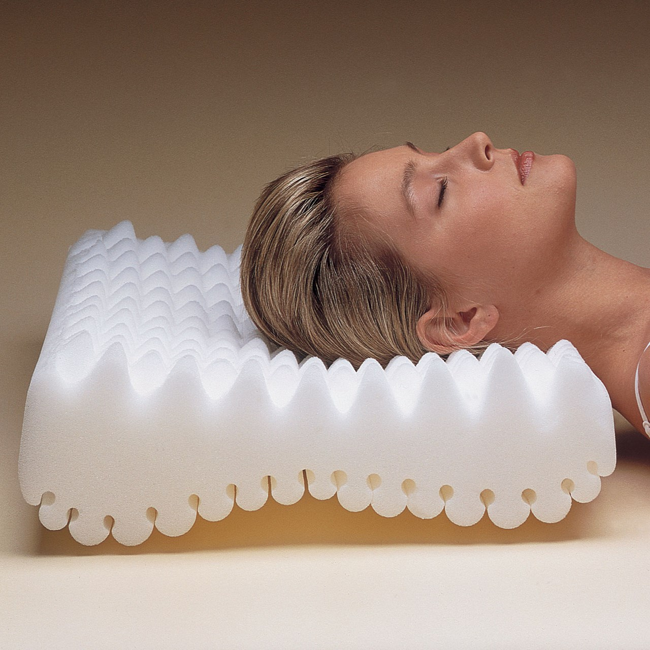 Maxiaids Obusforme Neck 4 In 1 Cervical Pillow
