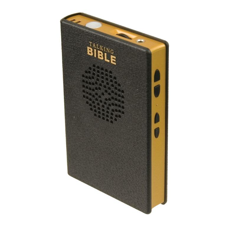 Talking Digital KJV Bible - King James Version - English
