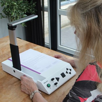 i-Reader Desktop Scanner