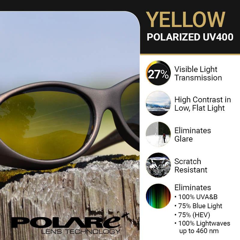 4af70595e3 ... Cocoons L Pilot OveRx Sunwear-Black Fr-Yellow Lens. Live Eyewear
