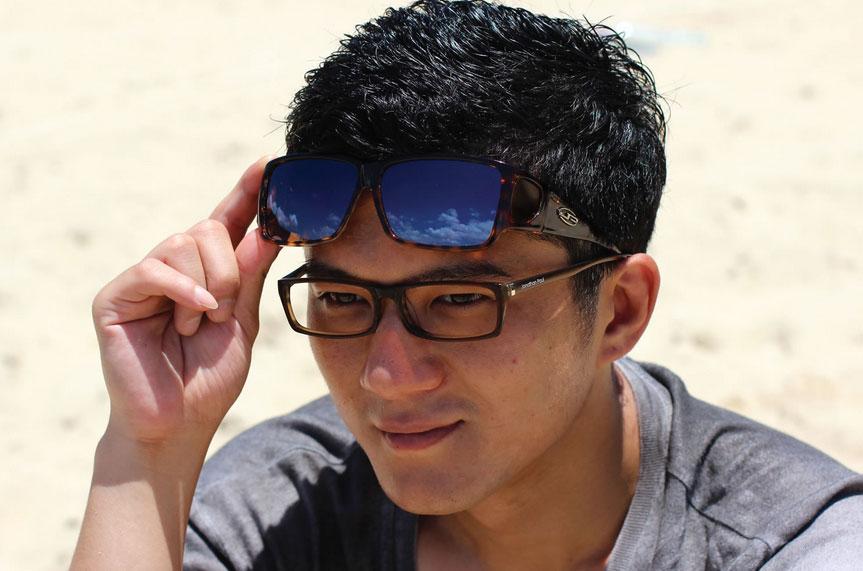 3ec9ec1b7b7 ... Orion Cheetah Fit Over Sunglasses - Polarvue Amber