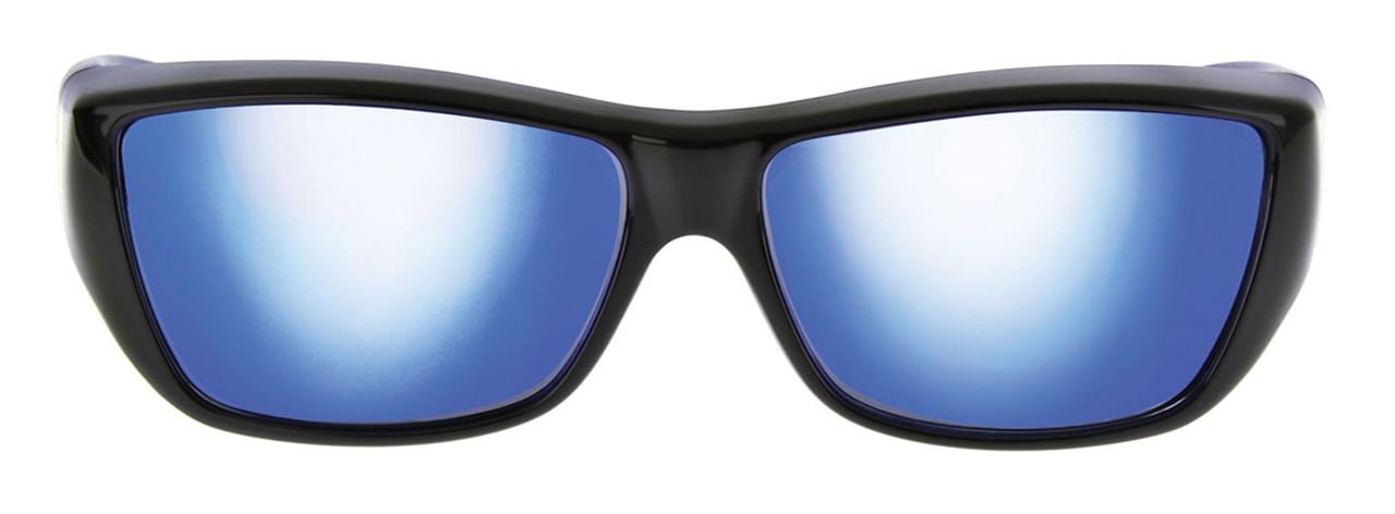 0fa8e9f46d ... Neera Midnite Oil Fit Over Sunglasses - Polarvue Blue Mirror ...
