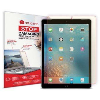 Reticare iPad Pro 12.9 Eye+Screen Blue Light Protector - Full Screen
