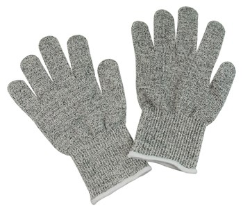 Cut-Resistant Safety Glove - Size Large - 1 Pair