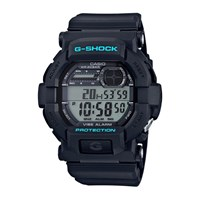Casio Vibration Watch Black Blue