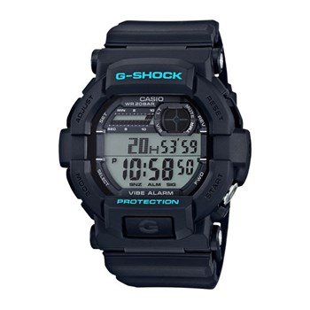 Casio Vibration Watch - Black+Blue