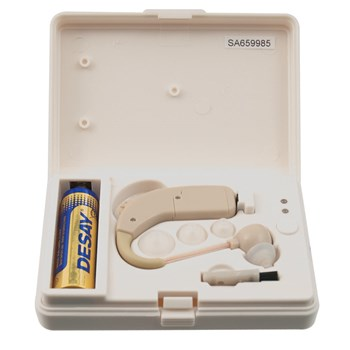 Universal BTE Rechargeable Hearing Aid Kit